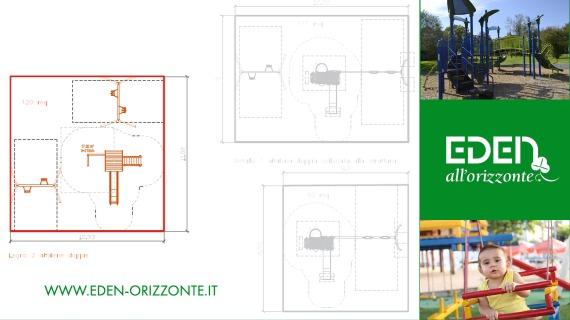 Eden parco giochi progetto e realizzazione