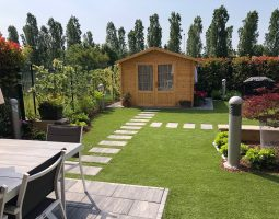 Eden realizza giardini completi